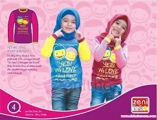 Baju Anak Perempuan