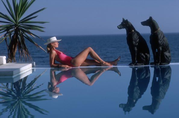 Slim Aarons photograph