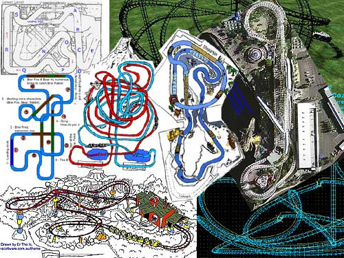 Disney Park Blueprints Welcome