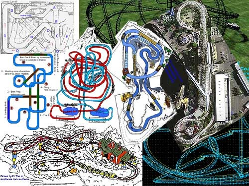 Disney Park Blueprints Welcome