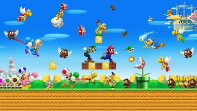 Download Super Mario Game Setup