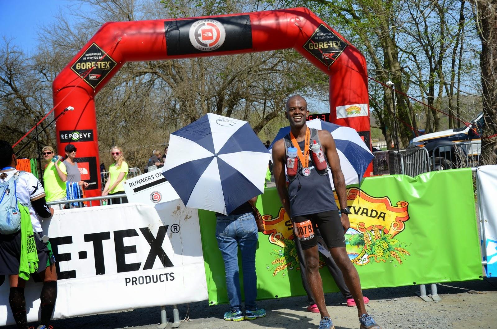 North Face Endurance Challenge 50 miler