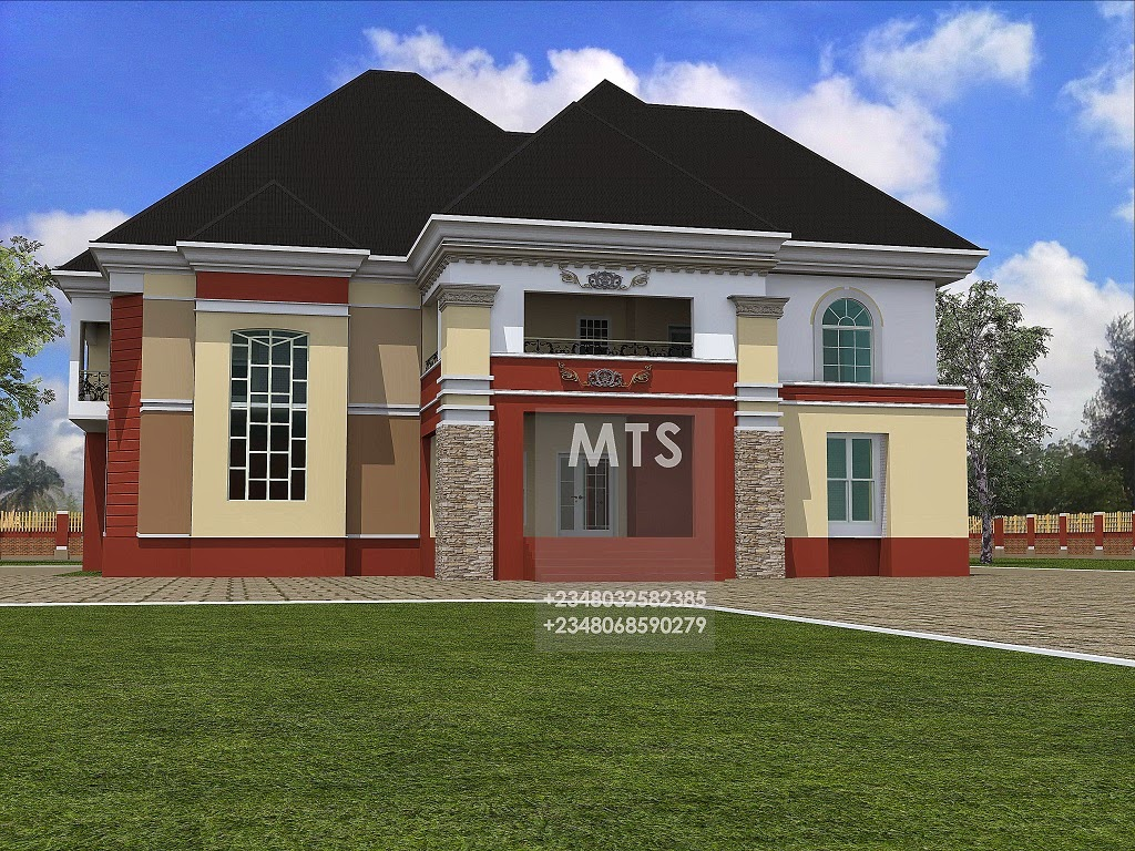 Mr ekong 6 bedroom duplex residential homes and public for 6 bedroom duplex
