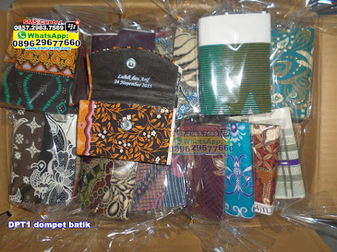 dompet batik grosir