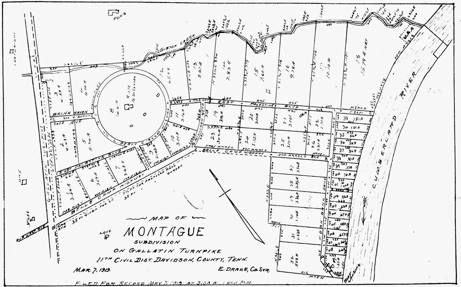 Nashville History: Montague
