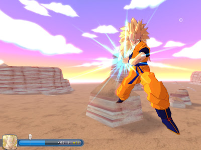 ZEQ2 Lite - Dragon Ball no Linux