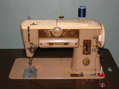 Ruby's Hot Box Of All Things Why Vintage Sewing Machines Extraordinary Matic Sewing Machine