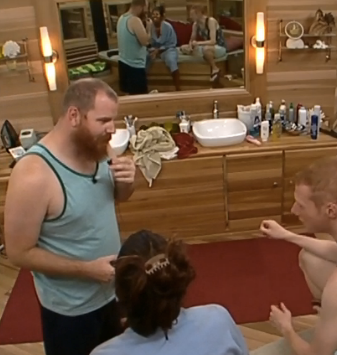 Big Brother 15 Spencer Makes Inappropriate Comment