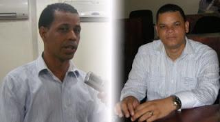 Regidores del PRD Darío Liriano y Giovanny Bruno denuncian alcalde SDN, orquesta plan para destruirlos