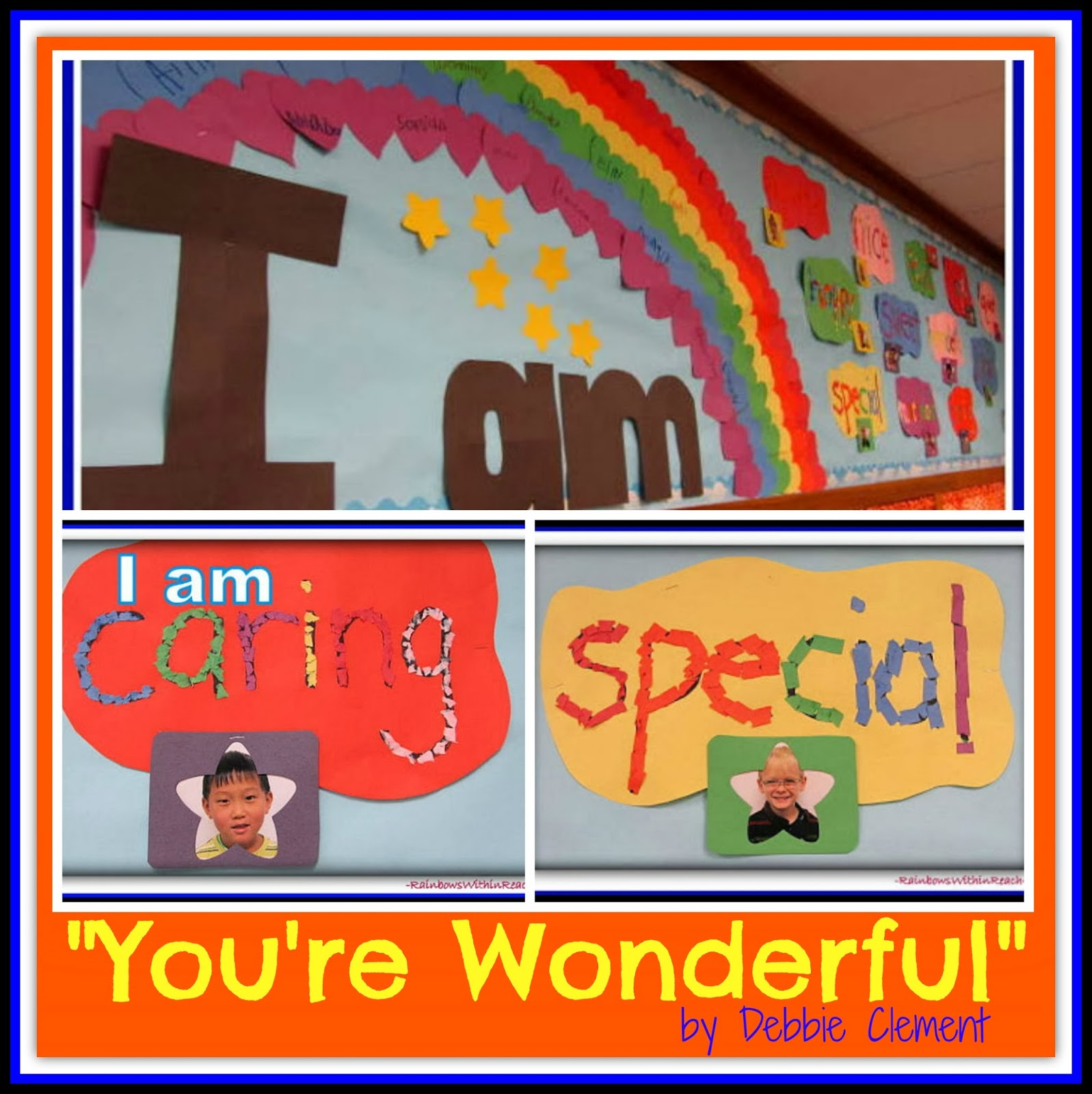 Adjectives of Affirmation for Kindergarten Self Esteem