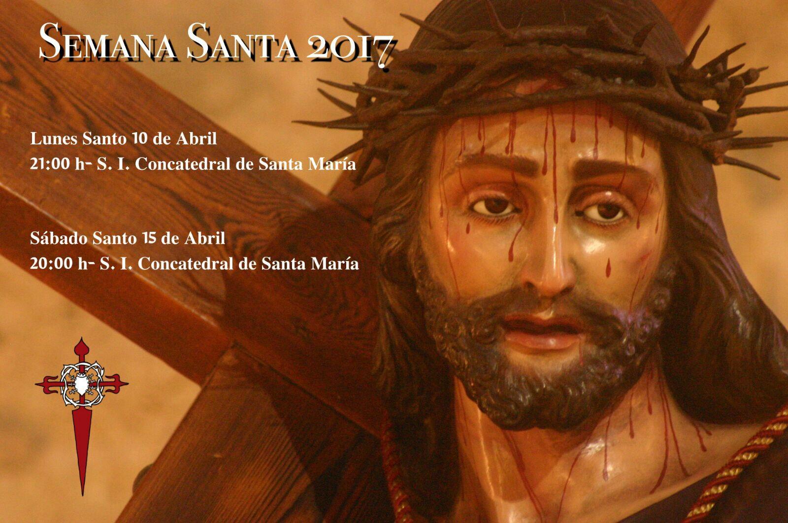 Cartel Cofradía Semana Santa 2017