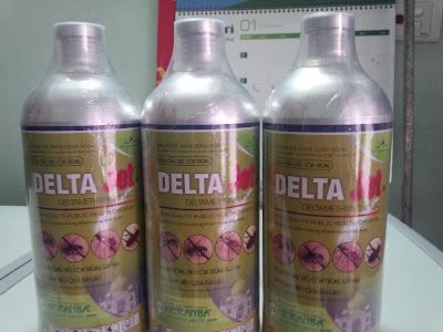 Thuốc diệt côn trùng Delta Jet