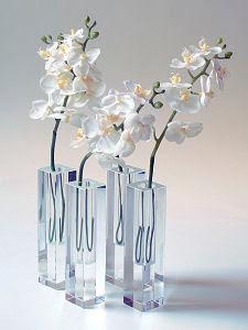 Dicas de Decoração com Vasos de Vidros
