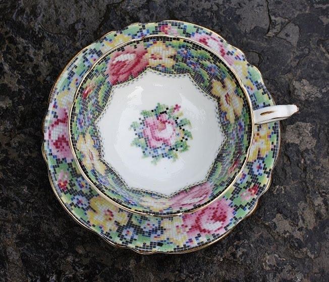 Grandma's Teacup