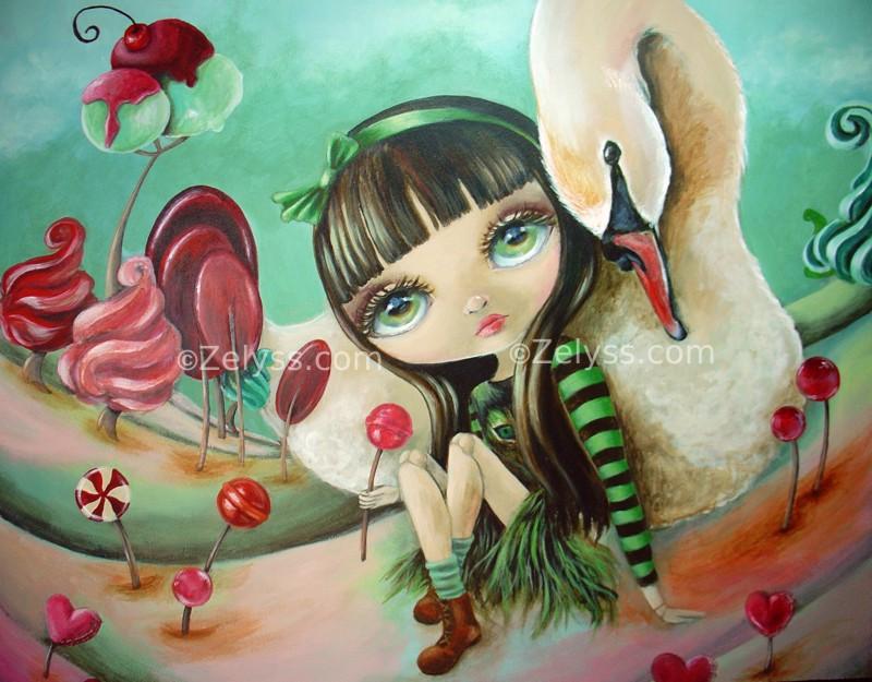 """""""Blythe in Candyland"""""""