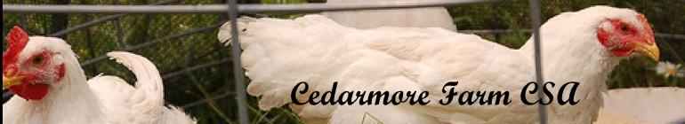Cedarmore Farm CSA
