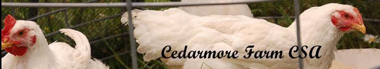 Cedarmore Farm CSA