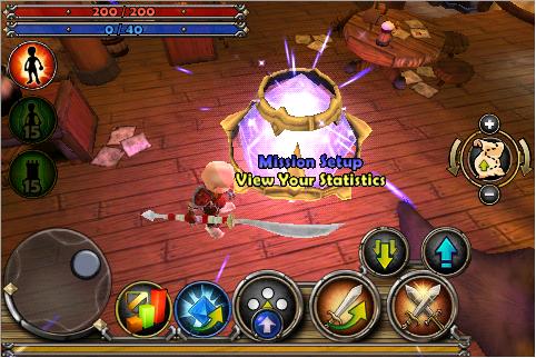 dungeon defenders 2 apk + data