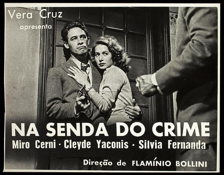 Resultado de imagem para na senda do crime 1954