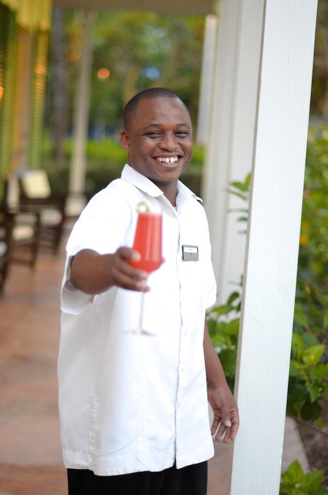 grand lucayan bartender