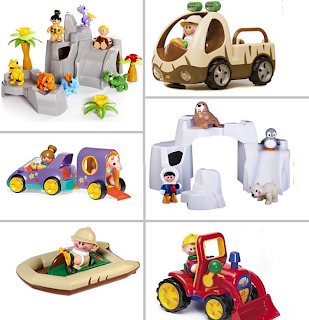 Playtime Favorites: Tolo Toys