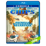 Chips: Patrulla motorizada recargada (2017) BRRip 720p Audio Dual Latino-Ingles