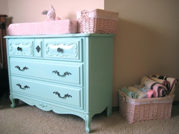 Crafters In Disguise Inspiration Repainting Old Furniture
