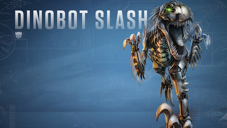 Slash Dinobot Transformers 4