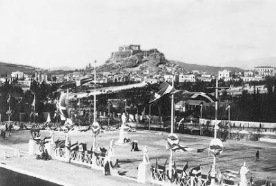 Estadio olímpico Atenas 1896
