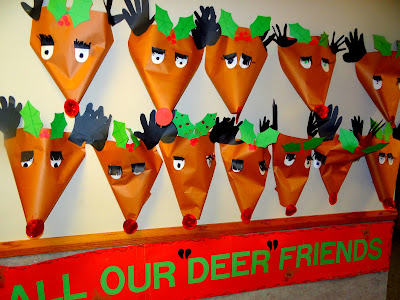 REINDEER CRAFTS AND SONGS | Patties Place