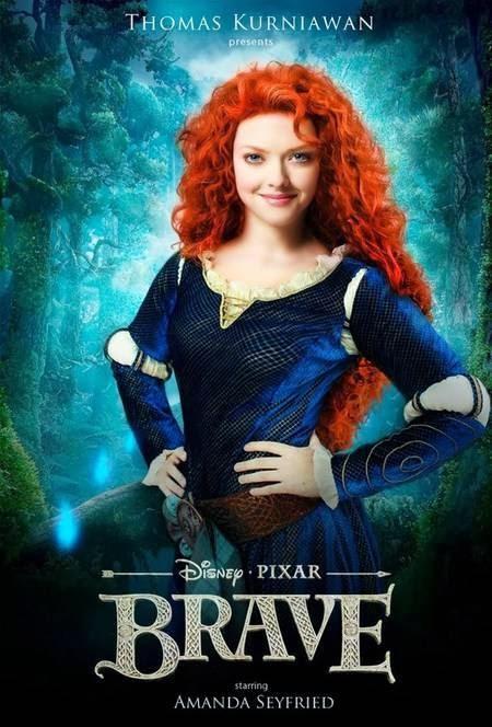 Brave - Amanda Seyfried