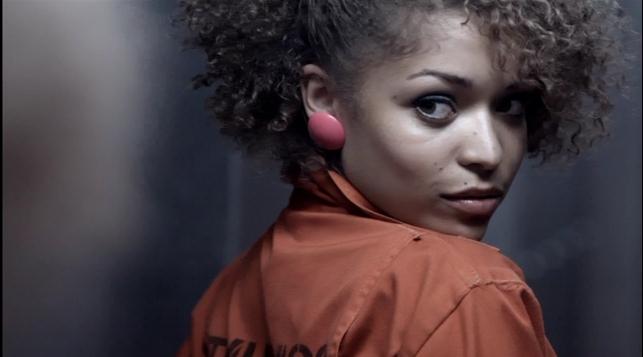 Natural Hair Crush Antonia Thomas Rockin It Napptural