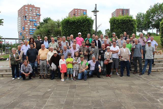 Barakaldo digital 195 aves participan en el concurso de for El jardin portugalete