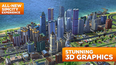 SimCity BuildIt V1.7.8.34921 MOD Apk