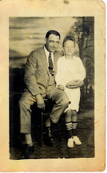 "Grandfather and Uncle - William Hopkins Lawton and ""Billy Jr."""