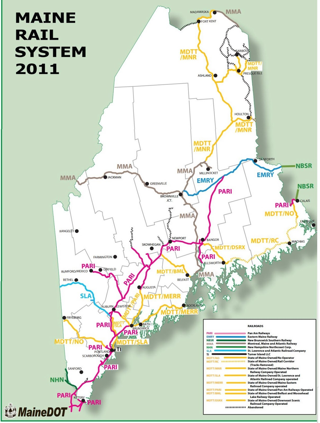 Maine Garden Railway Society  Member Blog May 2013