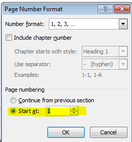 how to delete middle page in word document
