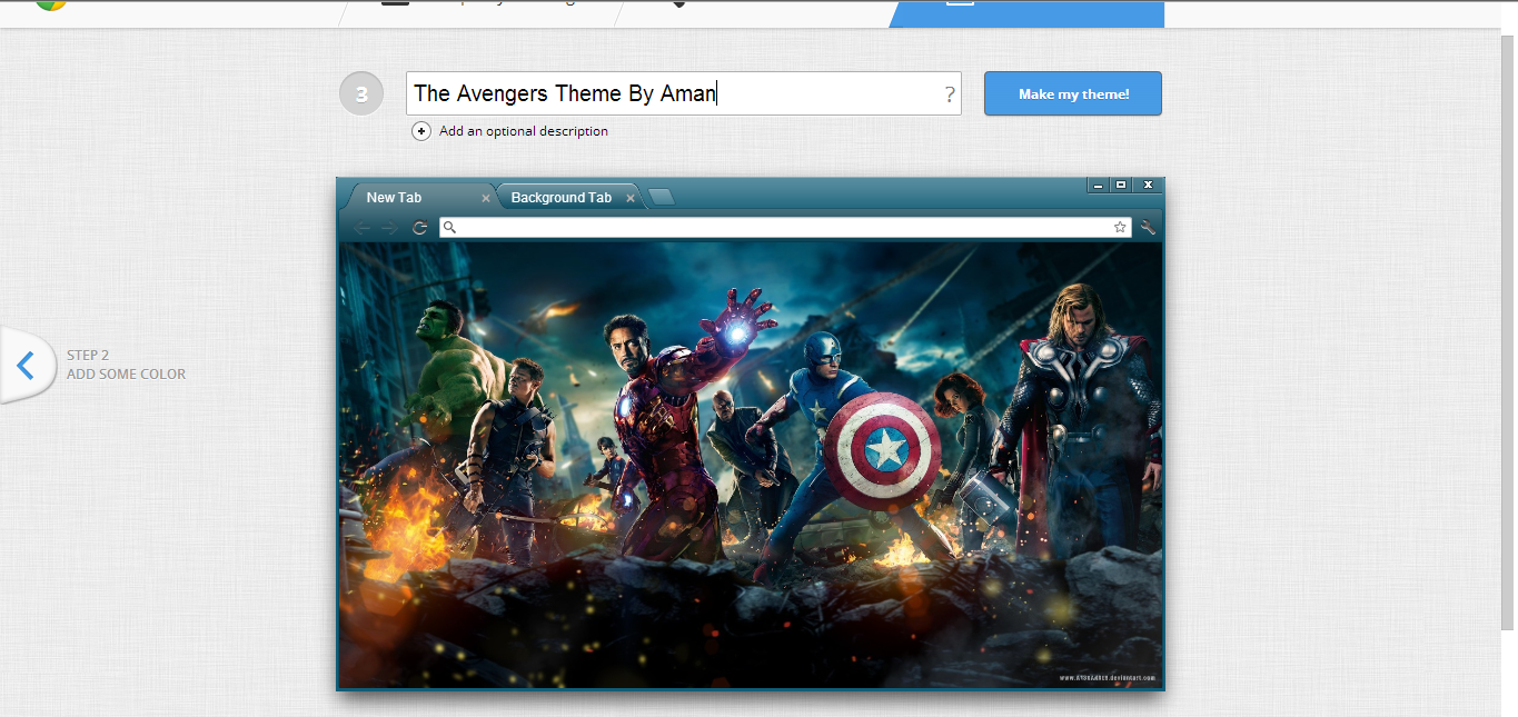 Google themes create your own - Anonhacking How To Create A Google Chrome Theme