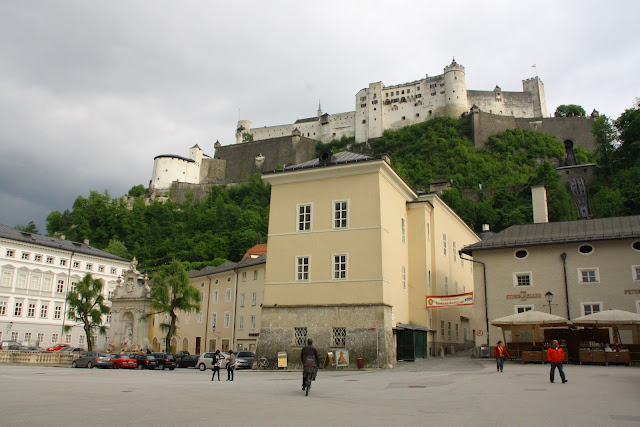 Salzburg Fortress Photo from our trip