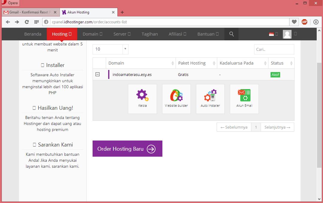 Membuat Website Toko Online Dengan CMS Opencart 6