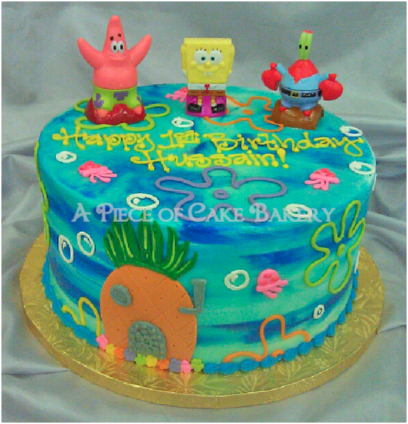 A Piece of Cake Bakery Cakes for Kids