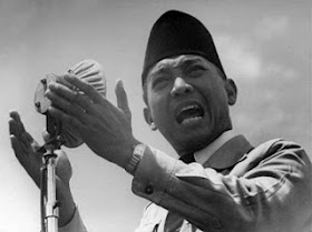 Cuma Soekarno Yang Berani Ganyang Malaysia [ www.BlogApaAja.com ]