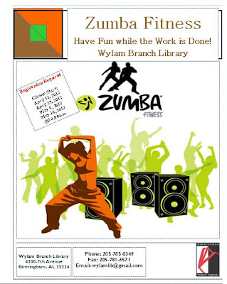 Zumba flyer