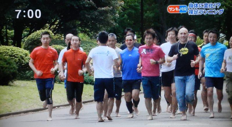 柴山ヒデアキのブログ 裸足で出演 - 柴山ヒデアキのブログ   柴山ヒデアキのブログ