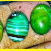 Batu Akik Kalimaya Pelangi Memang Unik