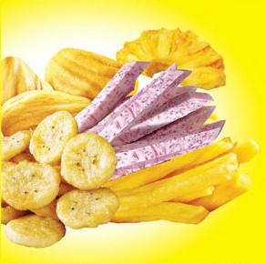 trái cây sấy