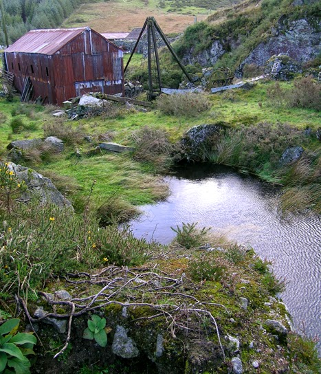 Photo:The old Quarry.