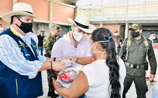 """""""Risaralda sin hambre"""" llega a los municipios"""