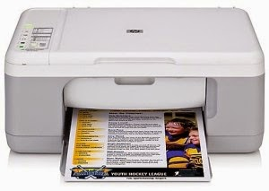 HP DeskJet F2235 Driver Download for Windows