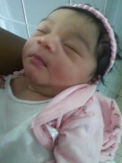 Nascimento de Sofia *_*